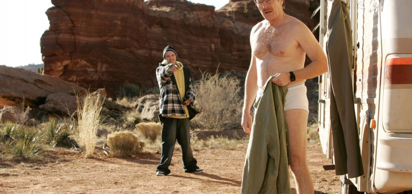 Breaking Bad - Saison 1 - Episode 1